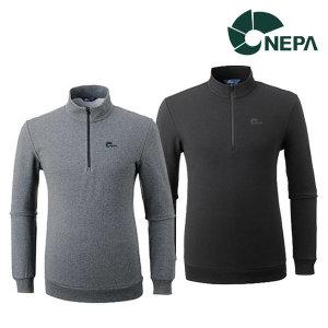 (광주신세계)네파 남성 스타오 집업 티셔츠 (7D75440) SGNP