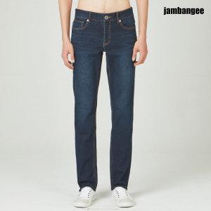 잠뱅이  jambangee  남성 다크 워싱 일자핏 데님 JH9DIG32-DB