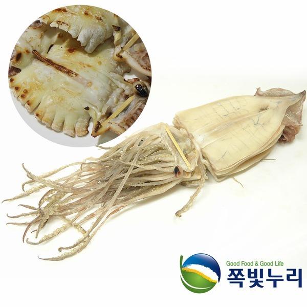 오징어 반건조오징어 大10마리(약1.3kg) 당일바리
