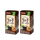삼육두유 검은콩호두와아몬드 48팩 190ml 건강음료