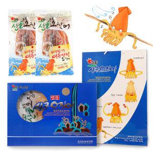 마른오징어 선물세트 몸통 230g(6미내외) X 2봉
