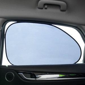 접착식 차량용 햇빛가리게 자외선차단 자동차 차광막