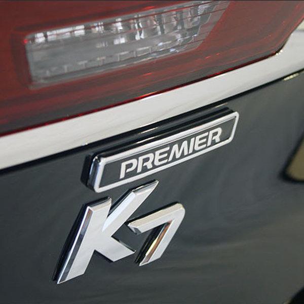 오토리아 K7 프리미어 PREMIER 엠블렘