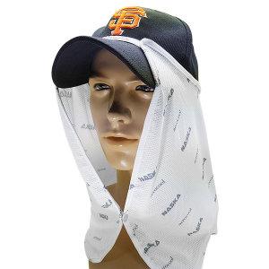 등산모자 등산용품 등산의류 썬캡 자외선차단 모자