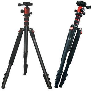 트라이포트 카메라삼각대 전문가용 높이조절 휴대성