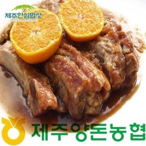 제주안심밥상 이력번호 제주흑돼지 양념돼지 300g x 3