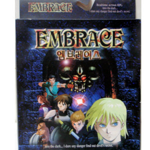 엠브레이스 게임 CD EMBRACE CD