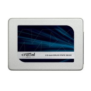 마이크론 Crucial MX500 SSD 대원CTS 500GB