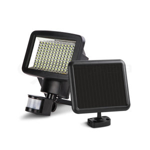 LED 태양광 SMD 120구 투광기(센서형)