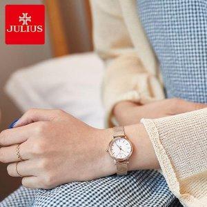 캠퍼스 데일리 여자 패션시계 여성손목시계 매탈밴드