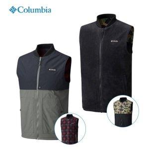 컬럼비아 컬럼비아 CX4-WE0835 남성 리버서블 베스트.