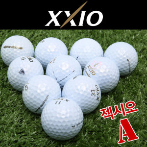 3피스 로스트볼/골프공 A등급_10알 구성_247096/ 젝시오