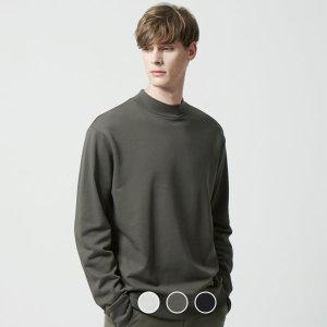 029906 목넥 스웨트 셔츠 (10029906)/ 컨셉원