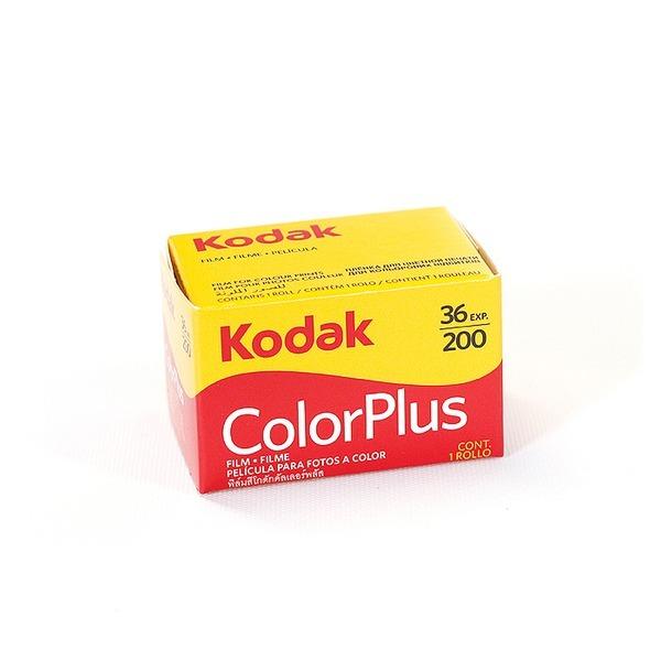 Kodak 필름 컬러플러스(200/36) 입문자용 카메라 필름