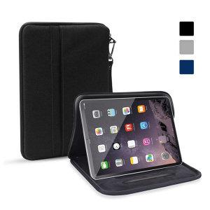 화웨이 M5 10 Lite 유니버셜 파우치 케이스-블루블랙