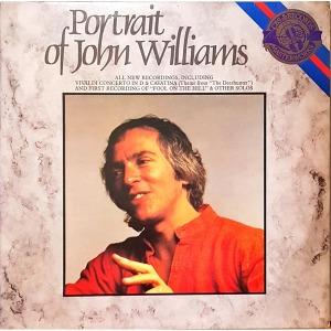L4003- 클래식LP/ JOHN WILLIAMS (PORTRAIT)