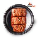 배추김치 10kg 썰어놓은 업소용 아이스박스신선포장