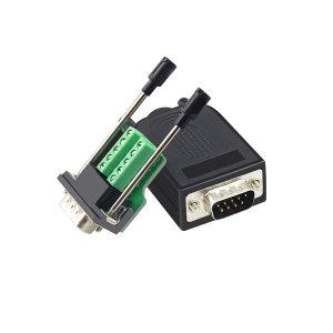 MJN DB9M 터미널 방식 시리얼 9핀 커넥터 수
