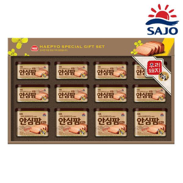 사조해표 선물세트 안심팜 5호 집들이/기업단체 선물