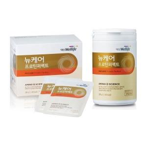 뉴케어 프로틴퍼펙트 11gx30포/330g통 단백질보충제