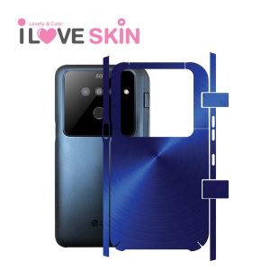 V50 듀얼스크린 메탈블루 풀커버필름 LG Dual Screen