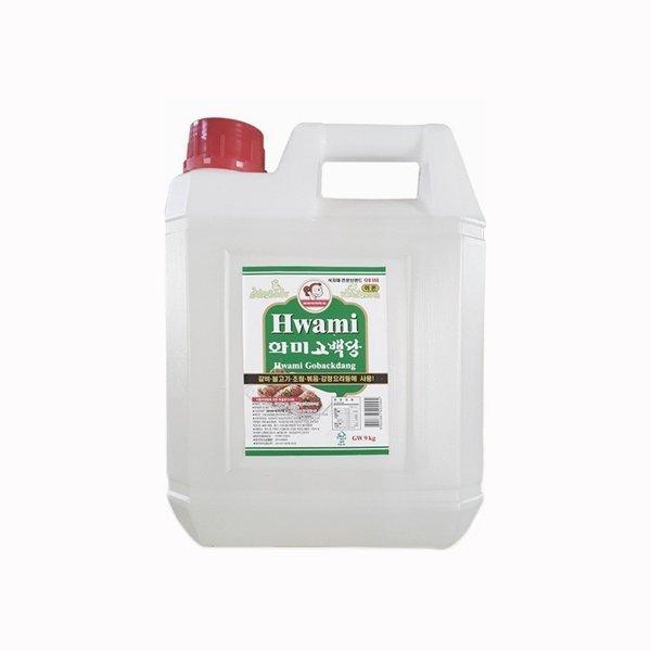 당근몰  식자재 화미 고백당 9kg 이온물엿