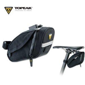 (토픽)TOPEAK 안장가방 에어로 웨지팩/ DX Medium  F25