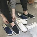 사이드라벨 포인트 남성 슬립온 단화 신발 콜트6601