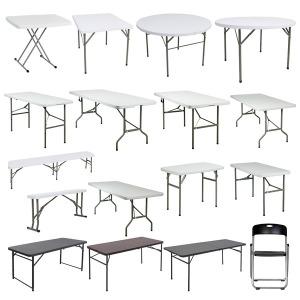 튼튼한 브로몰딩 접이식테이블 야외용/캠핑용/행사용