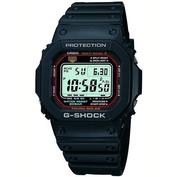 CASIO 카시오 G - SHOCK 지샥 전파 솔라 GW-M5610-1JF
