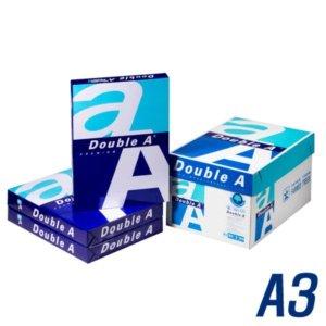 더블에이 복사용지A3(80gx500매x5권)/BOX반품불가