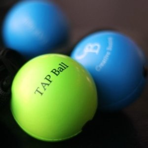 TAP Ball 탭볼 초보자용(옐로우) 복싱 격투기 동체시