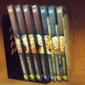 DVD / 마릴린먼로시리즈 7장 / 7disc / 새제품