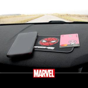 마블 논슬립패드 차량용 넌슬립페드 스파이더맨 용품