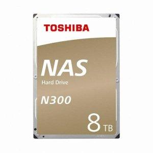 Toshiba 8TB N300 HDWG180 (SATA3/7200/256M)