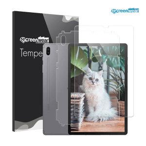갤럭시탭S6 10.5 고투명 액정보호필름+후면 외부보호