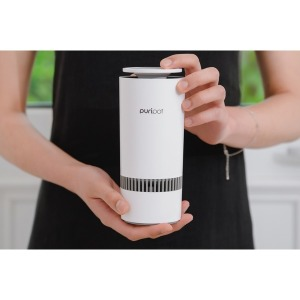 퓨리팟 차량용공기청정기 M1 광촉매 냄새제거 살균