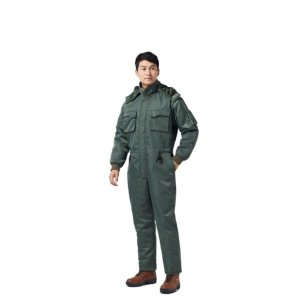 KSK 173 경신 스즈끼복 일체형작업복 우주복 방한복