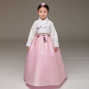 (창보누리) 진선미 한복 진선미 여아한복 은설 아이 저고리 국산 유아한복 국내제작