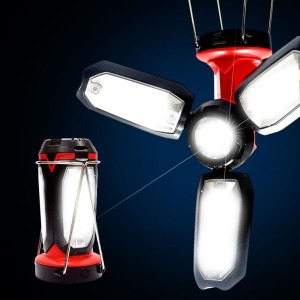 트랜스포머 충전식 COB LED작업등 캠핑등독서등다용도
