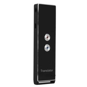 휴대용 X9 지능형 다국어 음성 변역기
