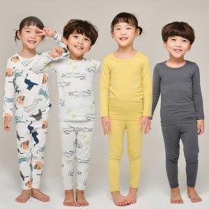 가을대비 무형광 유아/아동/주니어/내의/실내복/잠옷