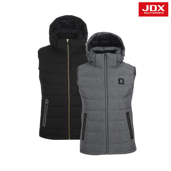 JDX Multisports  (남성)솔리드 덕다운 베스트_X3NWWVM01