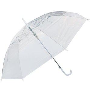 일회용 투명우산 비닐우산