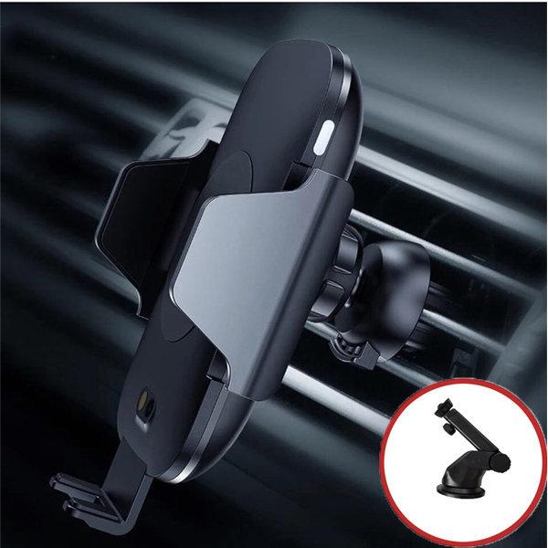 차량용 무선 충전거치대/차량용 충전기