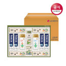 명절선물세트 LG C호 6개 1박스 구정 쇼핑백 답례품