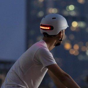 샤오미 미지아 LED 충전식 헬멧 smart4u SH50 (블랙L)