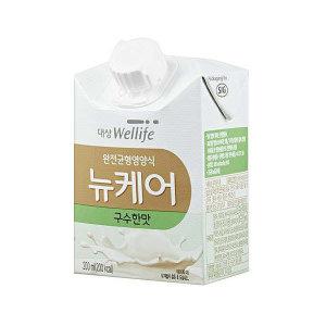 (현대백화점) 대상웰라이프 뉴케어 구수한맛 아셉틱 (200ml x 30팩)