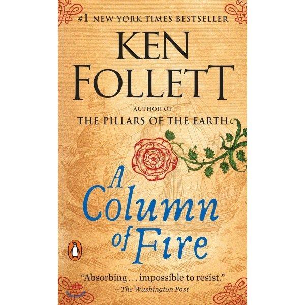 A Column of Fire  Ken Follett