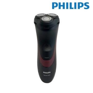 필립스 면도기 충전식 S1320 남성용 S-1320 프리볼트 플렉스헤드